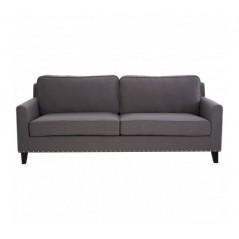Regents Park 3 Seat Sofa Grey