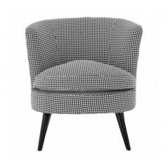 Henderson Tub Chair Monochrome