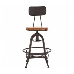 Bell Bar Chair Natural