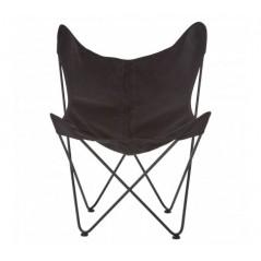 Papillon Butterfly Chair Black