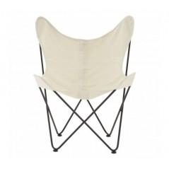 Papillon Butterfly Chair Cream