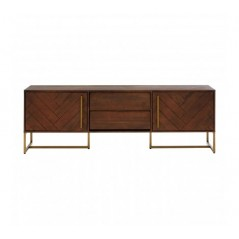 Brando TV Unit Brown