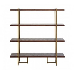 Brando Shelf Brown