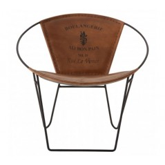 Cox Chair Brown