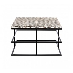 Lombok Coffee Table White