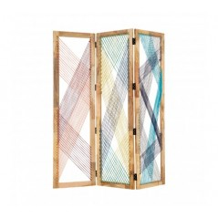 Fusion Room Divider Multi-Coloured