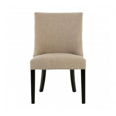 Curly Dining Chair Natural