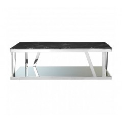 Ackley Coffee Table Black