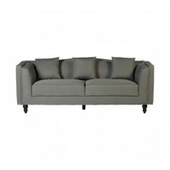 Feya 3 Seat Sofa Grey