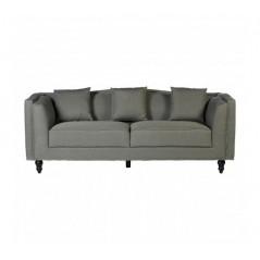 Feya 3 Seat Sofa Grey
