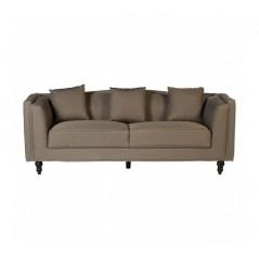 Feya 3 Seat Sofa Beige