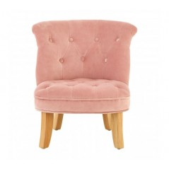 Estelle Chair Kids Pink