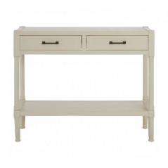 Anderson Console Table Pearl White