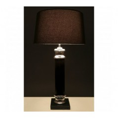 Collins Table Lamp Black