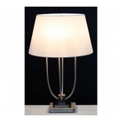 Regents Park Table Lamp White
