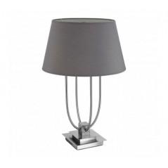Regents Park Table Lamp Grey