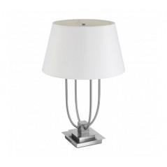 Regents Park Table Lamp White (EU Plug)