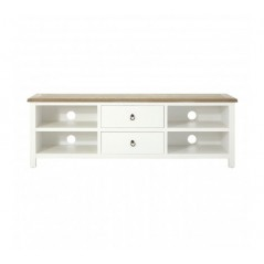 Hampstead TV Unit White