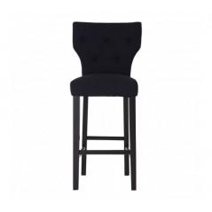 Decatour Bar Chair Black
