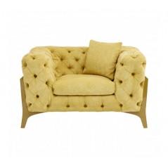 Esme Armchair Yellow