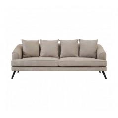 Mylo 3 Seat Sofa Natural