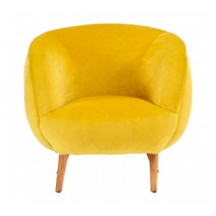 Oscar Chair Yellow