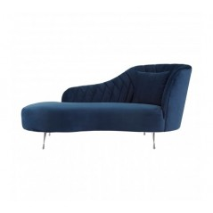 Rene Chaise Longue Blue