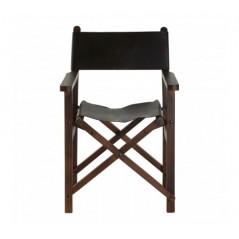 Barnes Folding Chair Black