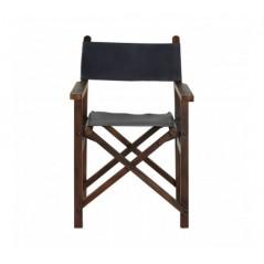 Barnes Folding Chair Blue