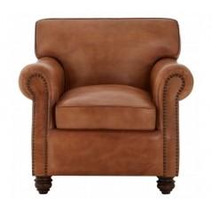 Barnes Armchair Light Brown
