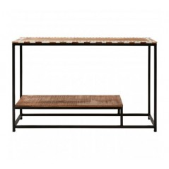 Artisan Console Table Natural