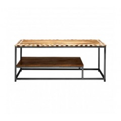 Artisan Coffee Table Rectangular Natural