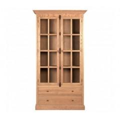 Lyon Display Cabinet Natural