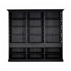 Lyon Shelf Black