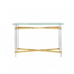 Clarence Console Table Clear