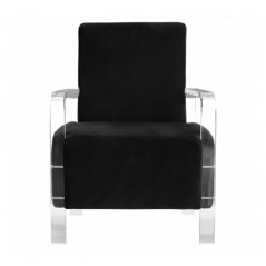 Clarence Armchair Black