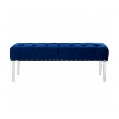 Clarence Bench Blue