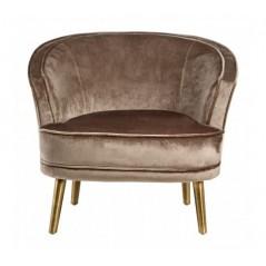 Louxor Tub Chair Champagne