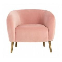 Louxor Armchair Pink
