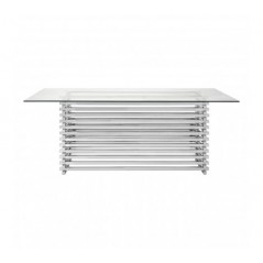 Vogue Dining Table Silver