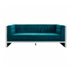 Vogue 3 Seat Sofa Teal