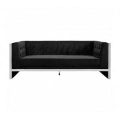 Vogue 3 Seat Sofa Black