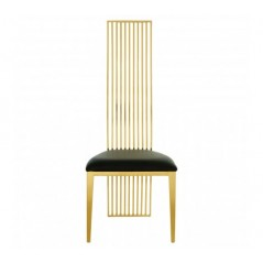 Eliza Chair Gold
