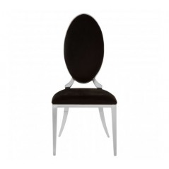 Eliza Dining Chair Silver