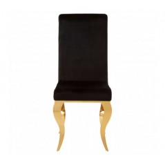 Eliza Dining Chair Gold