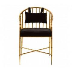 Monroe Tub Chair Gold