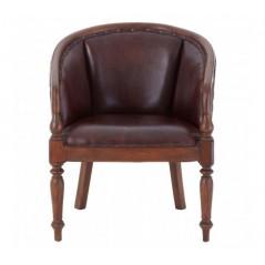 Inca Tub Chair Brown
