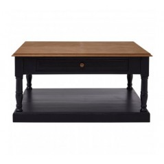 Loire Coffee Table Black