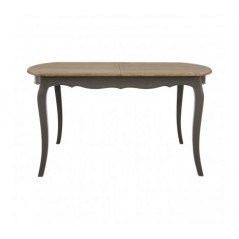 Loire Dining Table Grey Extendable