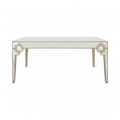 Knightsbridge Dining Table Champagne